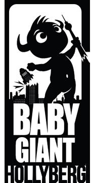 Baby Giant Hollyberg Logo